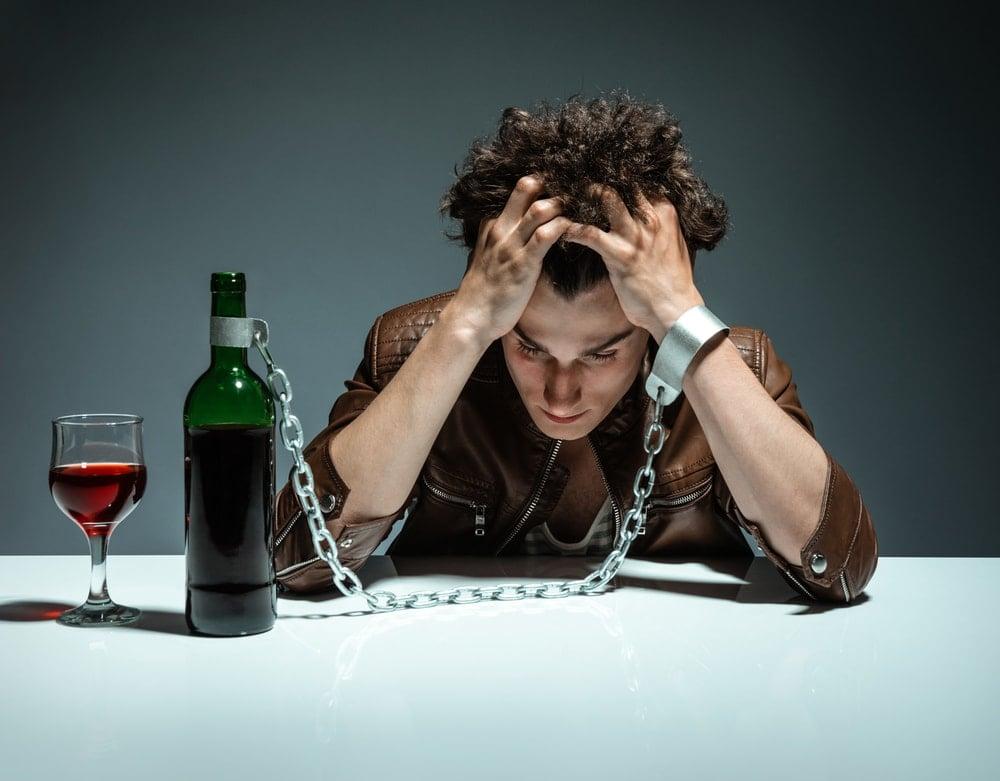 addicted to wine