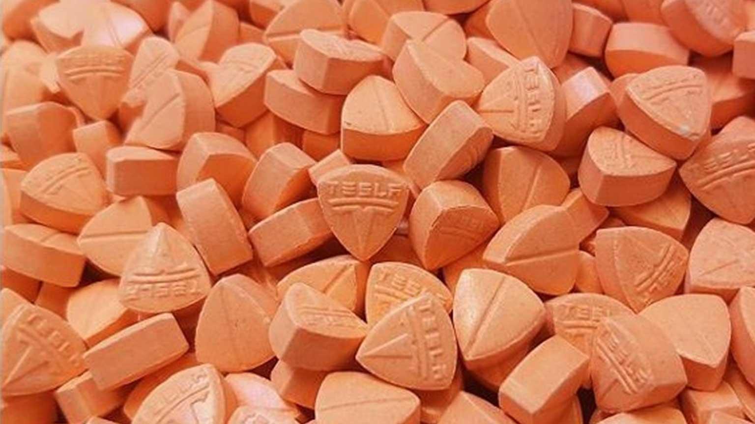Orange Tesla Ecstasy Pills | Dangers & Effects